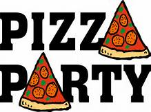 Kindergarten Pizza Party Playdate!  Aug 9, 4-7pm