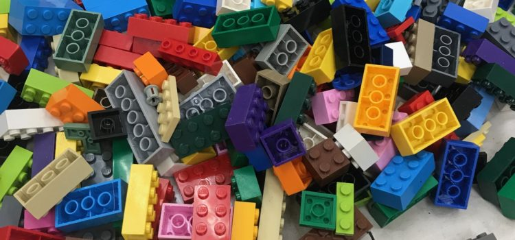 Science Thursday 2018-2019: Legos