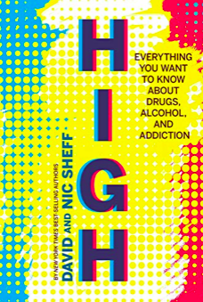 High  – An Evening with David and Nic Sheff, Presented by Marin Healthy Youth Partnerships